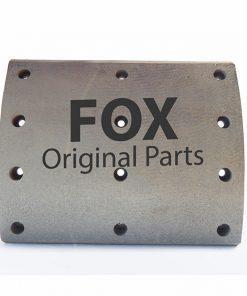 لنت ترمز کفشکی 19940 عقب FOX- VOLVO F16