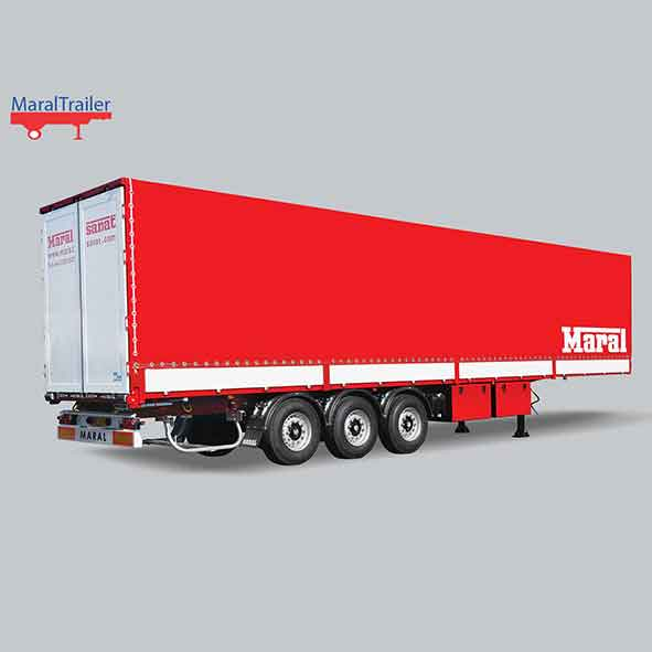 curtainsider trailer parts