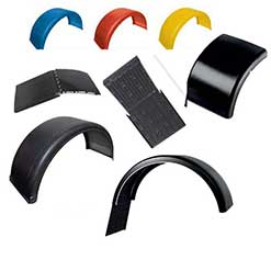 mudguard and accessories